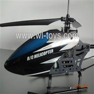 Mingji 807 rc helicopter,Mingji toys model 807 helicopter parts list