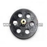 H227-21-parts-09 Lower main gear,Can use for HTX H227-23,H227-25,H227-26,H227-27 RC Helicopter