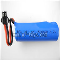 H227-21-parts-21 Battery 3.7v with black plug,Can use for HTX H227-23,H227-25,H227-26,H227-27 RC Helicopter