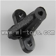 H227-21-parts-28 fixed column for the head cover ,Can use for HTX H227-23,H227-25,H227-26,H227-27 RC Helicopter