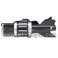 H227-20-parts-36 Missile launchers(Black & White),Can use for HTX model toys H227-20,H227-22,H227-24 RC Helicopter