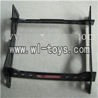 Double-horse-7000-08 Buttom frame for boat,shuang ma 7000 rc boat and dh 7000 parts