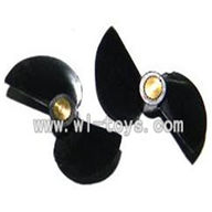 Double-horse-7004-03 Outer Tail rotor blade(2pcs),Can use for shuang ma 7008,7000,dh 7004 rc boat parts