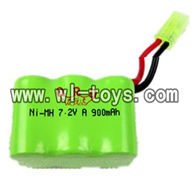 Double-horse-7010-01 battery 7.2V 900mAh,shuang ma 7010 rc boat and dh 7010 parts