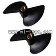 Double-horse-7010-03 Rotor blade(2pcs),shuang ma 7010 rc boat and dh 7010 parts