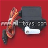 Double-horse-7010-11 Servo,shuang ma 7010 rc boat and dh 7010 parts