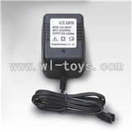 double horse 7009-parts-06 Charger for the old version of black SM jack,shuang ma 7009 rc boat and dh 7009 parts