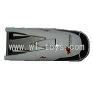 double horse 7009-parts-08 Top cover for the boat,shuang ma 7009 rc boat and dh 7009 parts