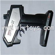 double horse 7009-parts-11 Remote control,shuang ma 7009 rc boat and dh 7009 parts