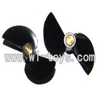 Double-horse-7006-03 Tail rotor blade(2pcs),shuang ma 7006 rc boat and dh 7006 parts