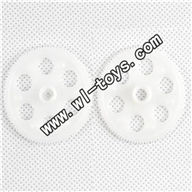 MJX-T56-parts-11 Upper main gear & Lower main gear MJX T56/T656 RC helicopter parts