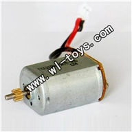 MJX-T56-parts-15 Main motor with short shaft and gear MJX T56/T656 RC helicopter parts MJX T656 toys model Accessories