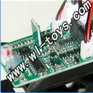 MJX-T56-parts-16 Circuit board MJX T56/T656 RC helicopter parts MJX T656 toys model Accessories