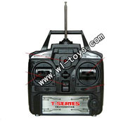 MJX-T56-parts-17 Transmitter with antena MJX T56/T656 RC helicopter parts MJX T656 toys model Accessories