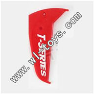 MJX-T56-parts-32 Verticall wing MJX T56/T656 RC helicopter parts MJX T656 toys model Accessories