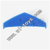 MJX-T56-parts-33 Horizontal wing-Blue MJX T56/T656 RC helicopter parts MJX T656 toys model Accessories