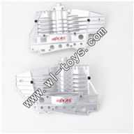 MJX-T56-parts-36 Body frame(2pcs-Left and right) MJX T56/T656 RC helicopter parts MJX T656 toys model Accessories