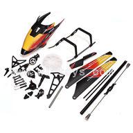 Wltoys V913 Parts Crash set 1,WL toys model WL V913 rc helicopter Spare parts