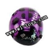 WL V939 helicopter parts-02-head cover-Purple WLtoys V939 2.4G 6-axis RC Helicopter model,WL toys V939 mini UFO Quadcopter