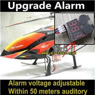 WLtoys V913 Lower voltage alarm for the WL V913 V912 li-battery to ensure timely return(unofficial),WL toys V913 rc helicopter parts