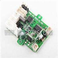 F-series MJX f46 helicopter parts-10 Receiving PCB Board circuit board,MJX F46 toys F646 rc helicopter model Accessories