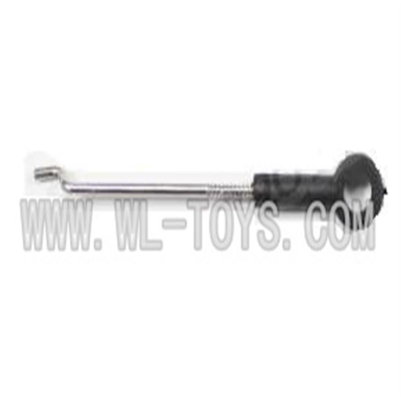 F-series MJX f46 helicopter parts-14 Long Servo connect rod,MJX F646 toys rc model Accessories