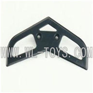 F-series MJX f46 helicopter parts-22 Horizontal wing,MJX F646 toys rc model Accessories