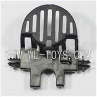 F-series MJX f46 helicopter parts-33 Holder fixtures for the Head cover MJX F646 toys rc model Accessories