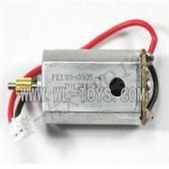 F-series MJX f46 helicopter parts-36 Main Motor MJX F646 toys rc model Accessories