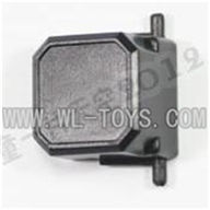 F-series MJX f46 helicopter parts-41 Tail pipe fixing MJX F646 toys rc model Accessories