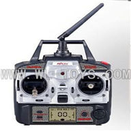 F-series MJX f46 helicopter parts-47 Remote control 2.4G MJX F646 toys rc model Accessories