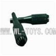 MJX f46 helicopter parts-48 remote control push rod stick MJX F646 toys rc model Accessories