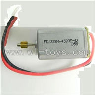 LS-209-parts-22 Main motor with long shaft and gear,LianSheng toys model LS209 RC Helicopter parts