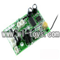 Double horse 9051 rc helicopter parts-20 Receiver Board,shuangma DH-9051 toys model