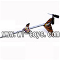 Double horse 9051 rc helicopter parts-26 Tail Unit,shuangma DH-9051 toys model