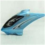 DFD avatar F103 -02 Canopy(Head Cover-Blue) DFD f103 RC Helicopter Parts