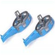 DFD avatar F103 parts -12 Left & Right Flight Assembly(Blue) DFD f103 RC Helicopter Parts