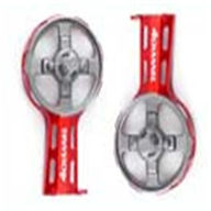 DFD avatar F103 parts -14 Left&Right Flight Assembly(Red) DFD f103 RC Helicopter Parts