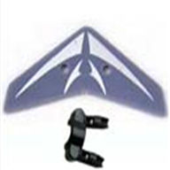 DFD avatar F103 -25 Tail decoration set A DFD f103 RC Helicopter Parts