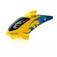 DFD F106-02 Canopy (Yellow) DFD F106 RC Helicopter Spare Parts