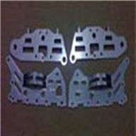DFD F106 -24 Metal Frame Parts,DFD model toys F106 RC Helicopter Spare Parts