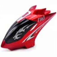 DFD avatar F163 -02 head cover(red),DFD toys model F163 rc helicopter Spare Parts