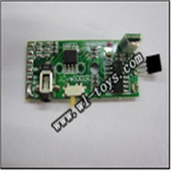 WL-V757-12 Circuit board,Receiver board,WLtoys V757 RC Helicopter Parts WL-toys model