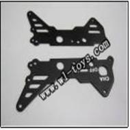 WL-V757-21 main frame metal part A,WLtoys V757 RC Helicopter Parts WL-toys model