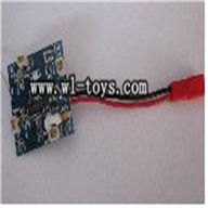 WL V949 rc helicopter parts-09-Receiver board WLtoys V949 Quadcopter WL-toys model
