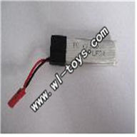 WL V929 helicopter parts-12-Polymer lithium ion battery,WLtoys V929 rc Quadcopter model