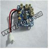 WL-V202-UFO-16 Circuit board,Receiver board WLtoys V202 Quadcopter model WL V202 rc helicopter parts