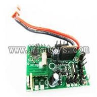 G.T.model 9012 rc helicopter parts QS9012 toys GT-Model-9012-parts-09 Circuit Board,Circuit board