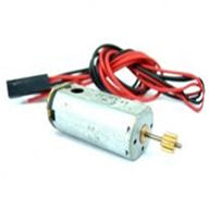 GT-Model-9012-parts-18 Tail motor with shaft and gear QS9012 rc helicopter parts