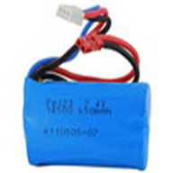 GT Model 9011-012 Battery,G.T. model QS9011 rc helicoptero parts
